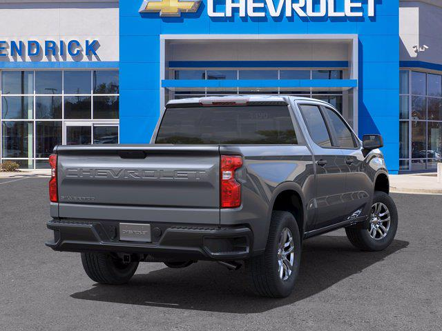 2021 Chevrolet Silverado 1500 Crew Cab 4x4, Pickup #M05535 - photo 1