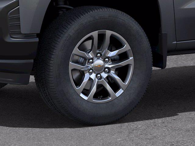 2021 Chevrolet Silverado 1500 Crew Cab 4x4, Pickup #M05535 - photo 7