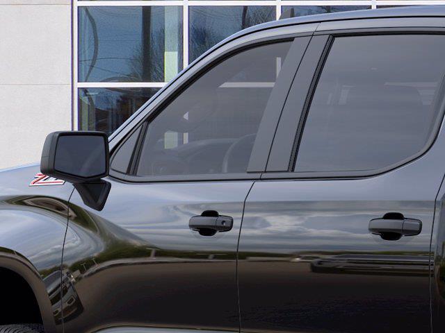 2021 Chevrolet Silverado 1500 Crew Cab 4x4, Pickup #M05901 - photo 10
