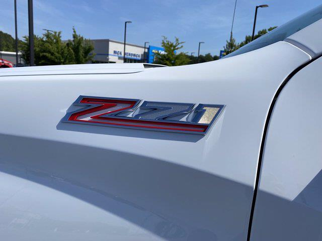 2021 Chevrolet Silverado 1500 Crew Cab 4x4, Pickup #M08710 - photo 12
