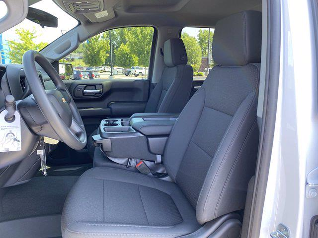 2021 Chevrolet Silverado 1500 Crew Cab 4x4, Pickup #M08710 - photo 16