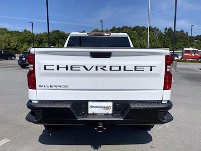 2021 Chevrolet Silverado 1500 Crew Cab 4x4, Pickup #M08710 - photo 9