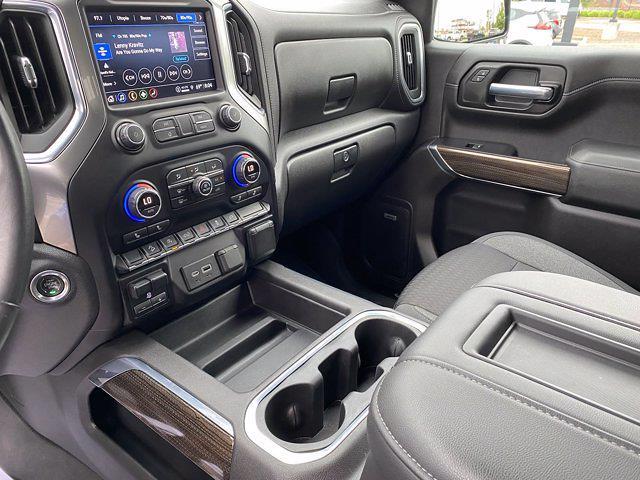 2021 Chevrolet Silverado 1500 Crew Cab 4x4, Pickup #M09400B - photo 31