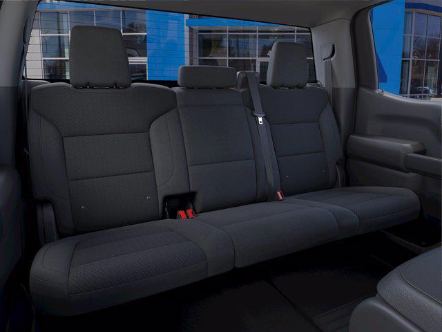 2021 Chevrolet Silverado 1500 Crew Cab 4x4, Pickup #M11375 - photo 14