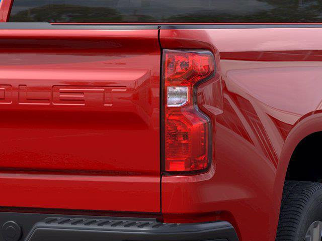 2021 Chevrolet Silverado 1500 Crew Cab 4x4, Pickup #M11375 - photo 9