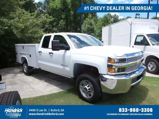 Chevy Work Truck >> New 2019 Chevrolet Silverado 2500 Service Body For Sale In