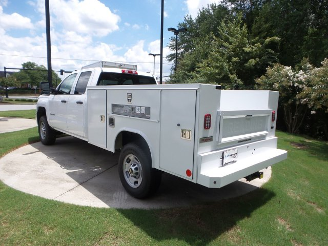 2019 Silverado 2500 Double Cab 4x2,  Reading Service Body #M1183001 - photo 1