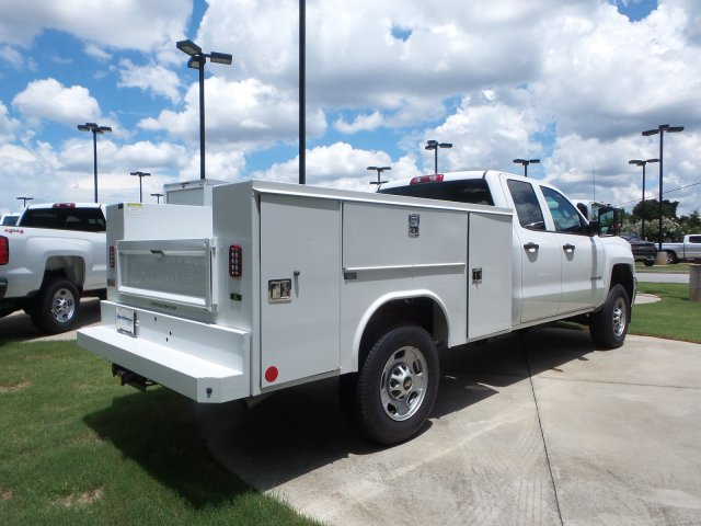 2019 Silverado 2500 Double Cab 4x2,  Reading Service Body #M1184897 - photo 1