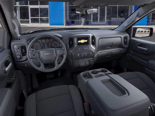 2021 Chevrolet Silverado 1500 Crew Cab 4x4, Pickup #M12064 - photo 12
