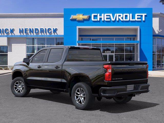 2021 Chevrolet Silverado 1500 Crew Cab 4x4, Pickup #M12064 - photo 4