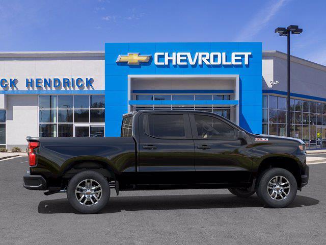 2021 Chevrolet Silverado 1500 Crew Cab 4x4, Pickup #M12064 - photo 5