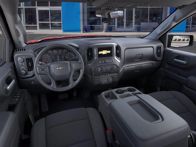 2021 Chevrolet Silverado 1500 Crew Cab 4x4, Pickup #M12546 - photo 12