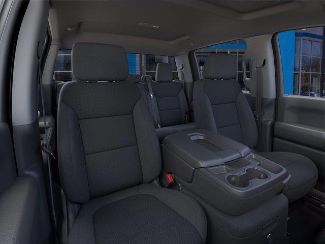 2021 Chevrolet Silverado 1500 Crew Cab 4x4, Pickup #M12546 - photo 13