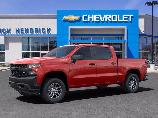 2021 Chevrolet Silverado 1500 Crew Cab 4x4, Pickup #M12546 - photo 4