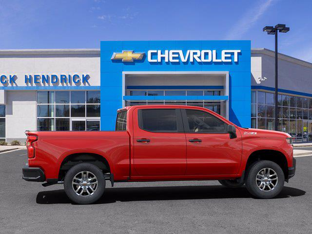 2021 Chevrolet Silverado 1500 Crew Cab 4x4, Pickup #M12546 - photo 1