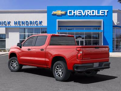 2021 Chevrolet Silverado 1500 Crew Cab 4x4, Pickup #M12546 - photo 5