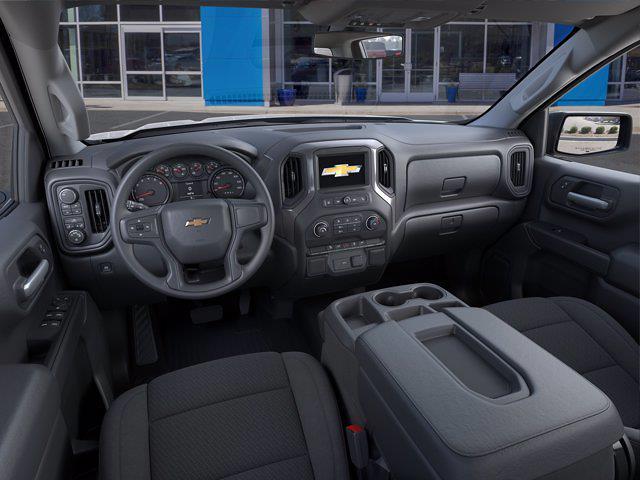 2021 Chevrolet Silverado 1500 Crew Cab 4x4, Pickup #M12563 - photo 12