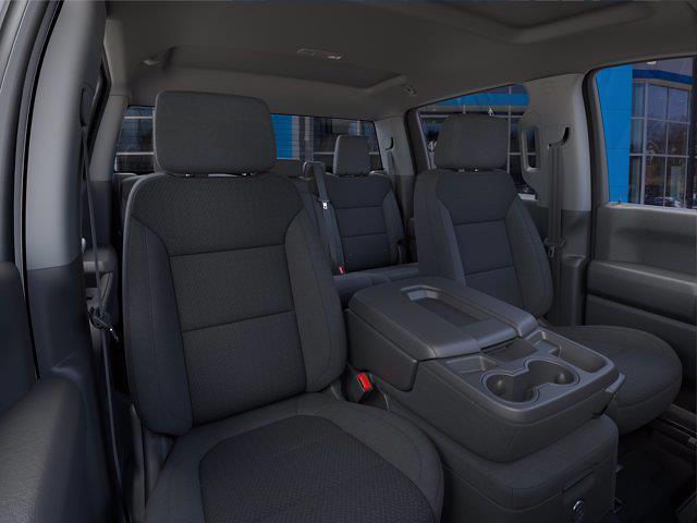 2021 Chevrolet Silverado 1500 Crew Cab 4x4, Pickup #M12563 - photo 13