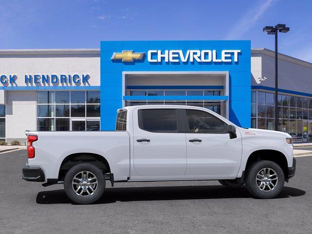 2021 Chevrolet Silverado 1500 Crew Cab 4x4, Pickup #M12563 - photo 1