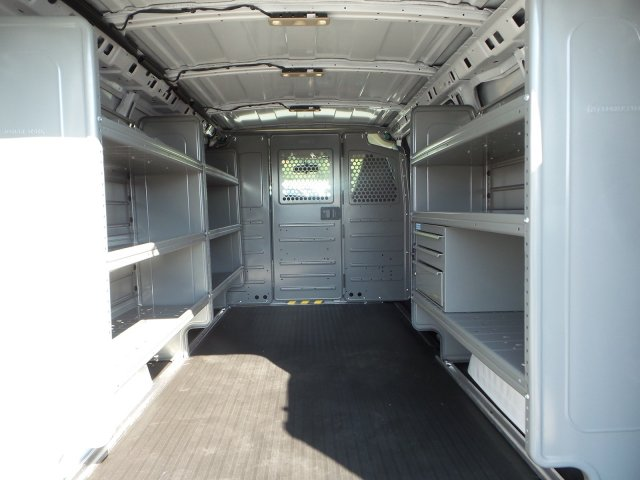 2019 Express 2500 4x2,  Adrian Steel Upfitted Cargo Van #M1257760 - photo 1
