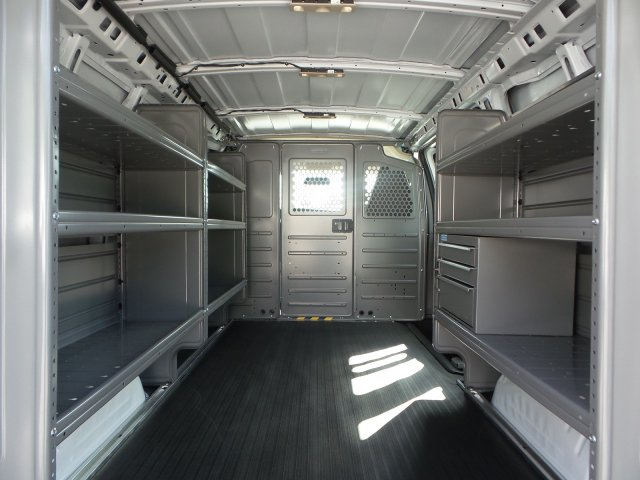 2019 Express 2500 4x2,  Adrian Steel Upfitted Cargo Van #M1302437 - photo 1