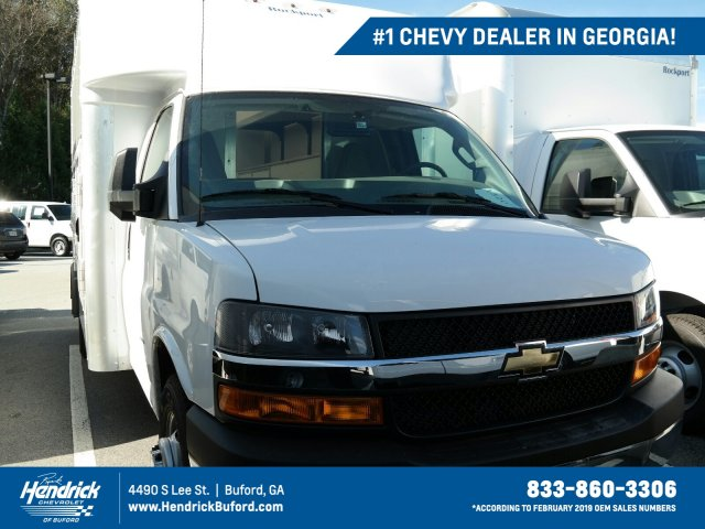 New 2018 Chevrolet Express 3500 Service Utility Van For Sale