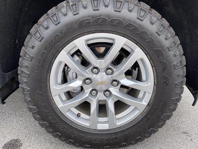 2021 Chevrolet Silverado 1500 Crew Cab 4x4, Pickup #M67743A - photo 9