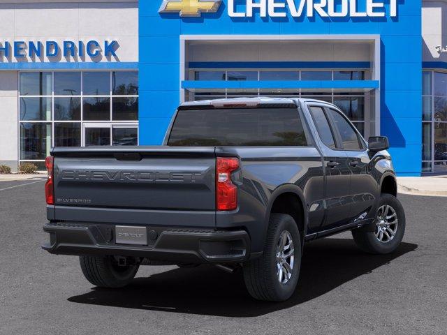 2021 Chevrolet Silverado 1500 Double Cab 4x4, Pickup #M16826 - photo 1