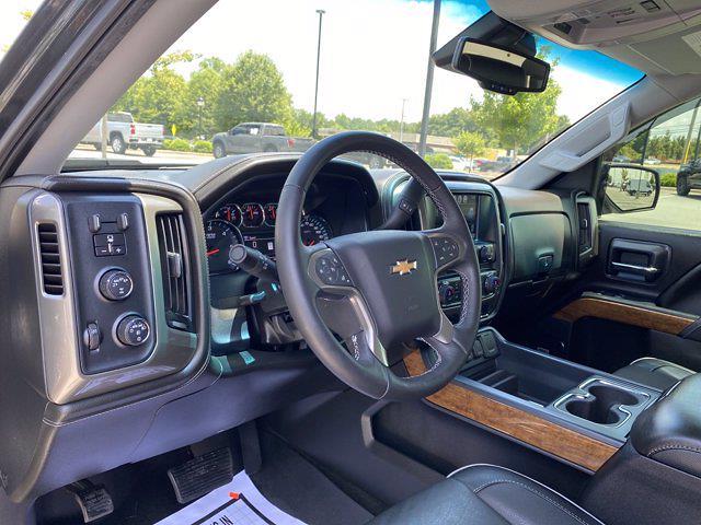 2017 Chevrolet Silverado 1500 Crew Cab 4x4, Pickup #M18311B - photo 26