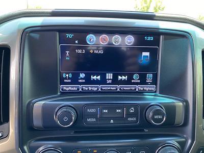 2017 Chevrolet Silverado 1500 Crew Cab 4x4, Pickup #M18311B - photo 30