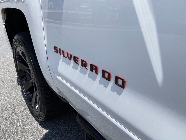 2018 Chevrolet Silverado 1500 Crew Cab 4x4, Pickup #M21727B - photo 13