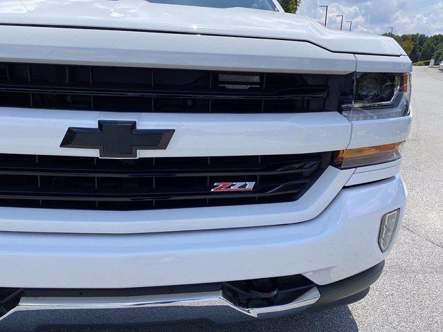 2018 Chevrolet Silverado 1500 Crew Cab 4x4, Pickup #M21727B - photo 6