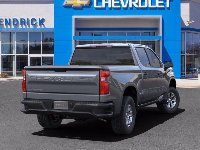2021 Chevrolet Silverado 1500 Crew Cab 4x2, Pickup #M22446 - photo 2