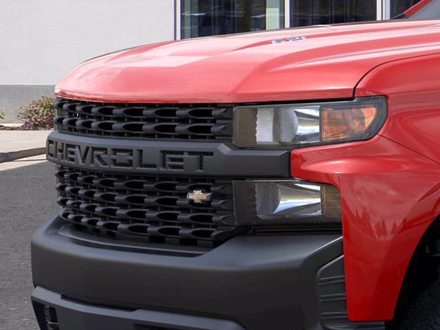 2021 Chevrolet Silverado 1500 Crew Cab 4x4, Pickup #M28966 - photo 11