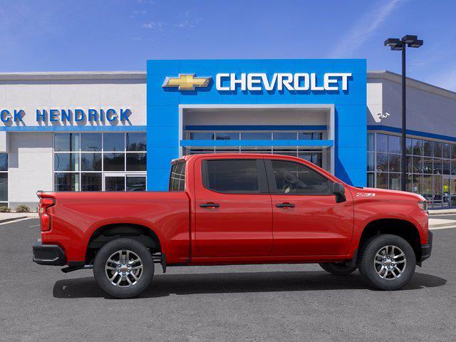 2021 Chevrolet Silverado 1500 Crew Cab 4x4, Pickup #M28966 - photo 5