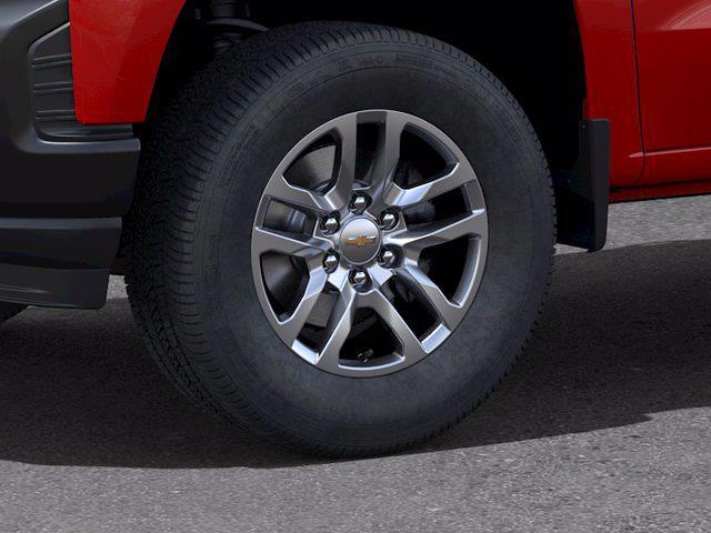 2021 Chevrolet Silverado 1500 Crew Cab 4x4, Pickup #M28966 - photo 7