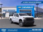2021 Chevrolet Silverado 1500 Crew Cab 4x4, Pickup #M33876 - photo 1