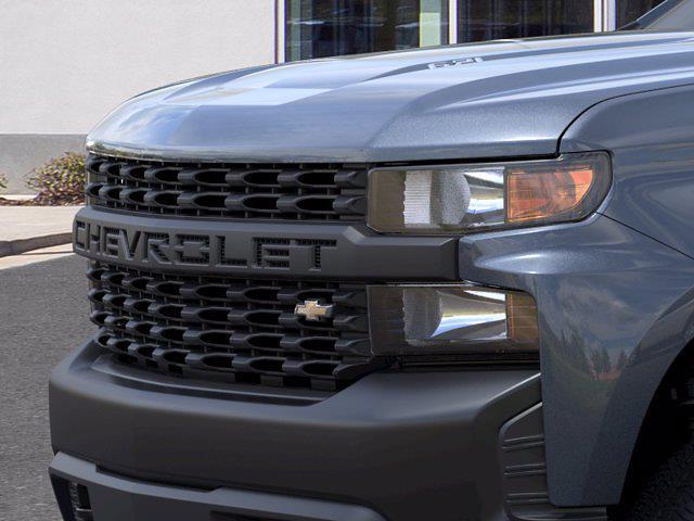 2021 Chevrolet Silverado 1500 Crew Cab 4x4, Pickup #M42963 - photo 11