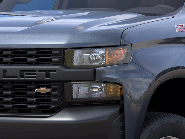 2021 Chevrolet Silverado 1500 Crew Cab 4x4, Pickup #M42963 - photo 8