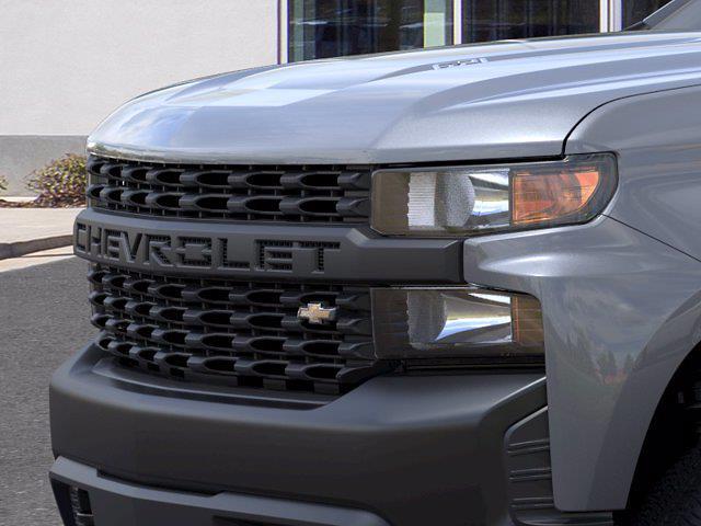 2021 Chevrolet Silverado 1500 Crew Cab 4x4, Pickup #M45408 - photo 11