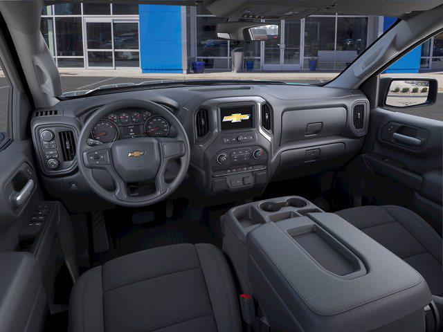 2021 Chevrolet Silverado 1500 Crew Cab 4x4, Pickup #M45408 - photo 12