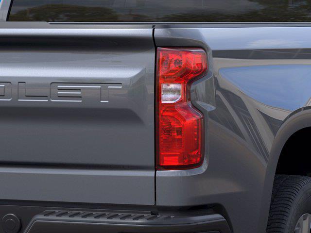 2021 Chevrolet Silverado 1500 Crew Cab 4x4, Pickup #M45408 - photo 9