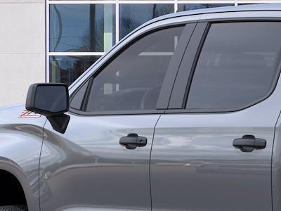 2021 Chevrolet Silverado 1500 Crew Cab 4x4, Pickup #M45408 - photo 10
