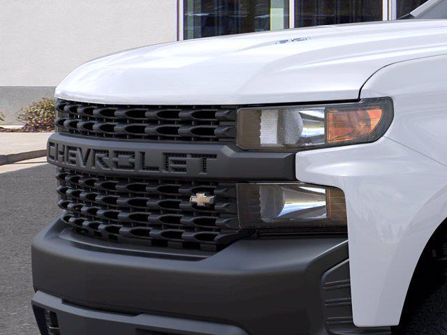 2021 Chevrolet Silverado 1500 Crew Cab 4x4, Pickup #M45995 - photo 11
