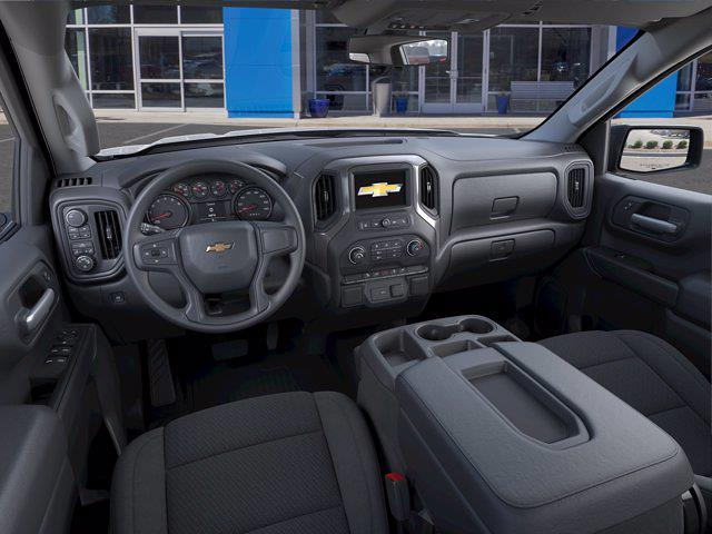 2021 Chevrolet Silverado 1500 Crew Cab 4x4, Pickup #M45995 - photo 12