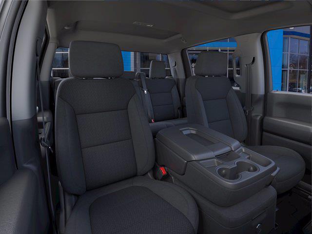2021 Chevrolet Silverado 1500 Crew Cab 4x4, Pickup #M45995 - photo 13