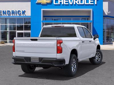 2021 Chevrolet Silverado 1500 Crew Cab 4x4, Pickup #M45995 - photo 3