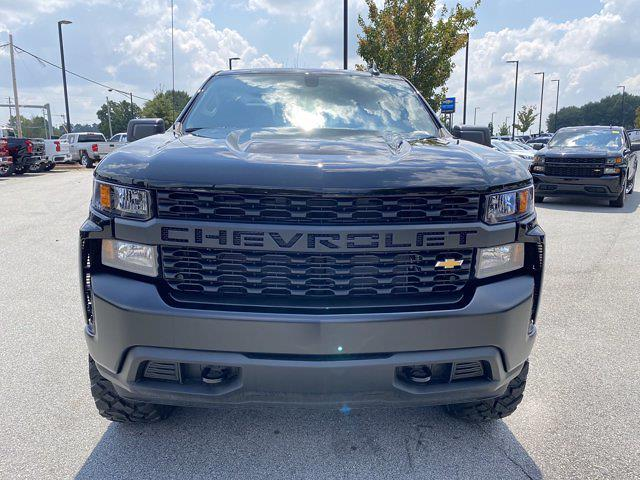 2021 Chevrolet Silverado 1500 Crew Cab 4x4, Pickup #M48088 - photo 3