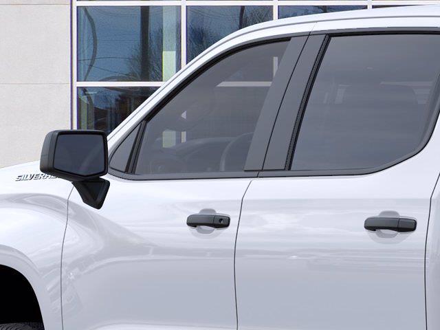2021 Chevrolet Silverado 1500 Crew Cab 4x2, Pickup #M48184 - photo 10