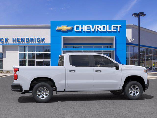 2021 Chevrolet Silverado 1500 Crew Cab 4x2, Pickup #M48184 - photo 1